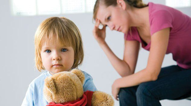 Мама с ребенком: проблемы современного воспитания ребенка
