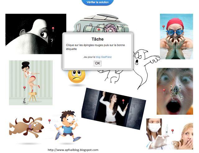 Blog CestFranc: Les peurs et les phobies en cours de FLE -   http://apfvalblog.blogspot.com.es/2015/10/les-peurs-et-les-phobies-en-cours-de-fle.html
