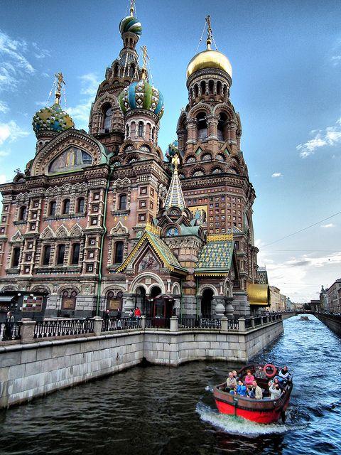 Saint Petersburg and Related Historical Sites (UNESCO) - Saint Petersburg Russia