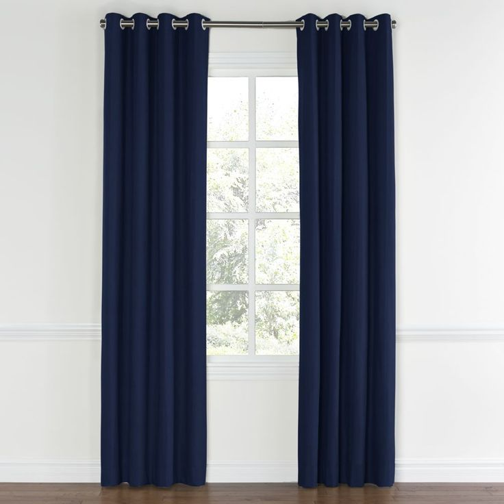 Navy Blue Velvet Curtain Panels Curtain Menzilperde Net