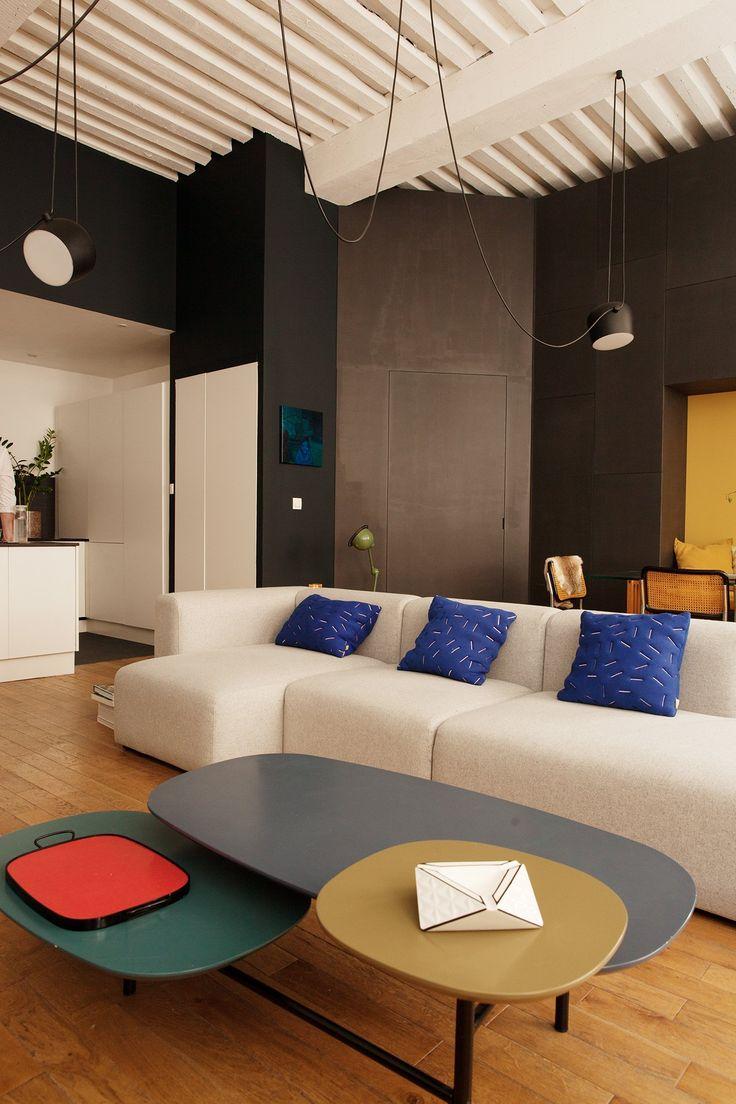 Best Sofa Canapé Images On Pinterest Apartments Architecture - Canapé convertible scandinave pour noël architecte cuisine