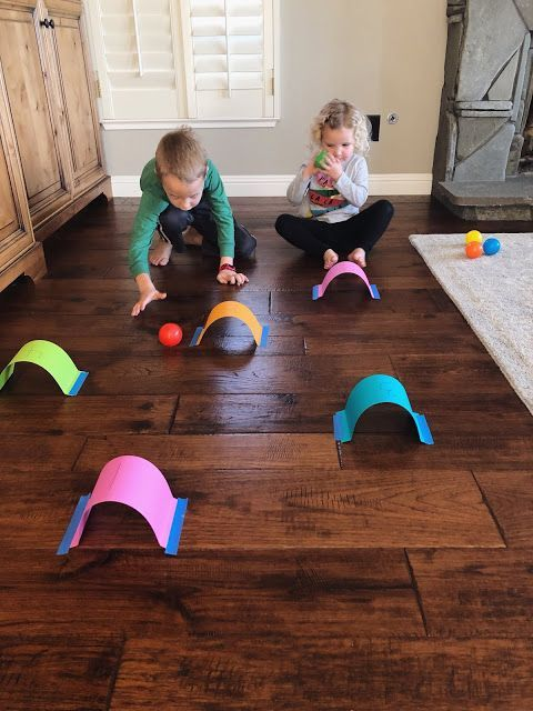 Quick and easy low-prep activities for toddlers