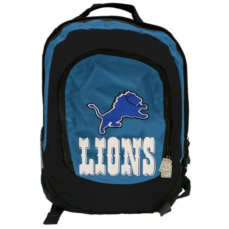 Detroit Lions - Logo Emb Cordura Backpack