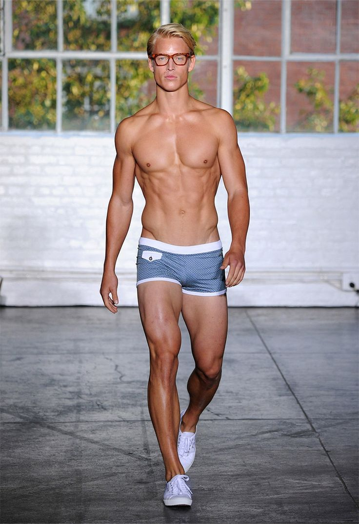 #Bañador Brief #Swimwear Parke & Ronen New York Spring-Summer 2015