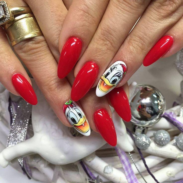 Red Carpet, Mr White Gel Polish, Banana Coctail, Loud&Proud, Yacht Club, Lavender, Jamaika Gel Brush + Paint Gel winter nails christmas nails