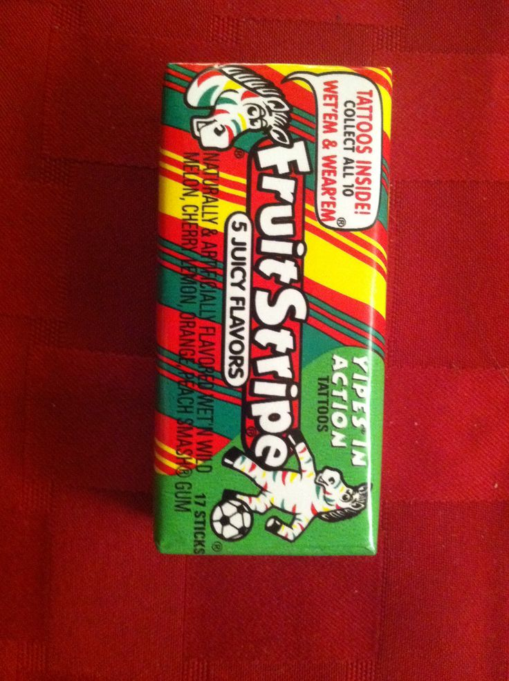 Fruit Stripe chewing gum 2013. Initially launched 1960. What were the original flavors & when did the spokeszebra debut? http://www.foodtimeline.org/foodfaq.html#fruitstripegumFood History, Fruit Stripes, Gum 2013, Spokeszebra Debut, Initials Launch, Launch 1960, History Artifacts, Chew Gum, Originals Flavored