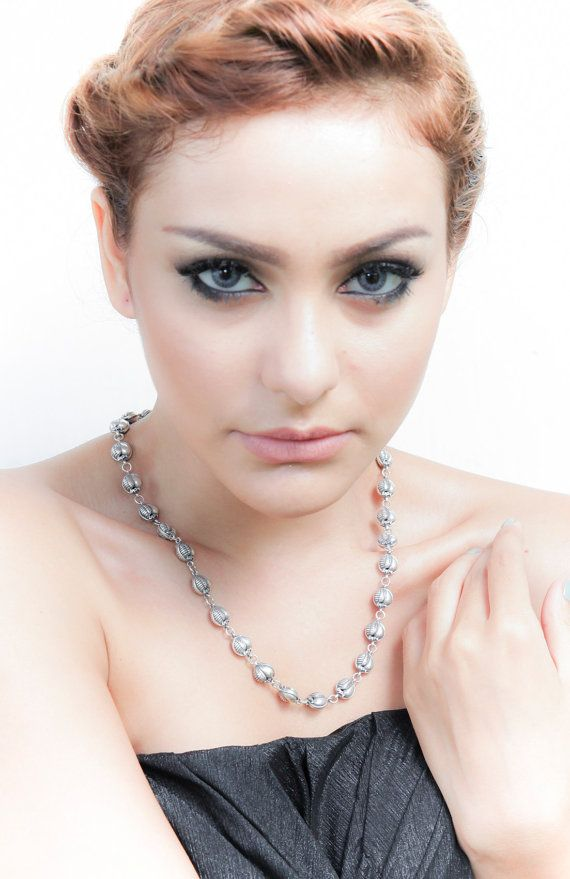 LBR Chain Ball Luxury Necklace