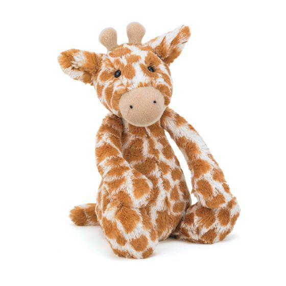 Jellycat Giraffe - Bashful - Medium