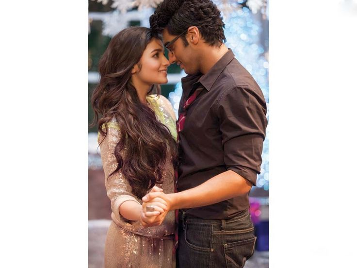 #2States won the #Albumoftheyear award #AliaBhat and #ArjunKapoor in #2States