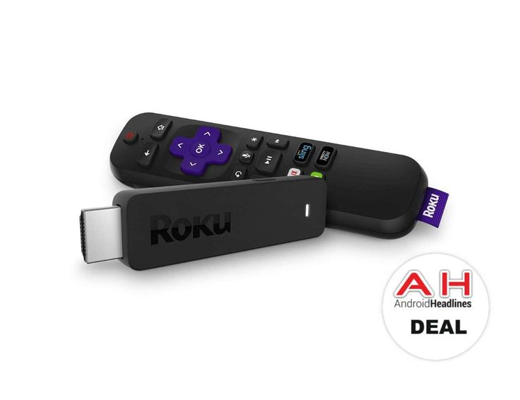 Deal: Roku Streaming Stick (2017 Model) for $40 – 12/18/17 #Android #Google #news