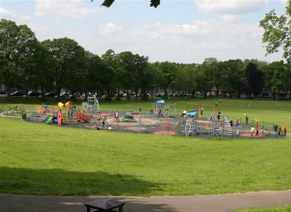 Brantwood 'Green Flag' Park  Luton  Bedfordshire