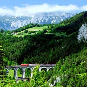 World's Most Scenic Train Rides- Page 11 - Articles | Travel + Leisure