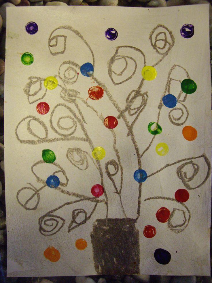 Un arbre spirale ... KLIMT