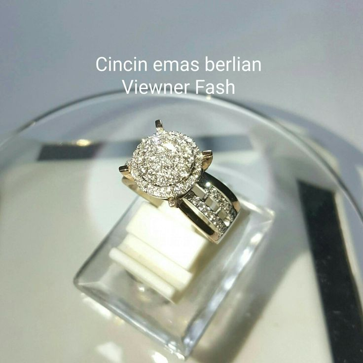New Arrival🗼. Cincin Emas Berlian Viewner Fash 💍💎.   🏪Toko Perhiasan Emas Berlian-Ammad 📲+6282113309088/5C50359F Cp.Dewi👩.  https://m.facebook.com/home.php  #investasi #diomond #gold #beauty #fashion #elegant #musthave #tokoperhiasanemasberlian