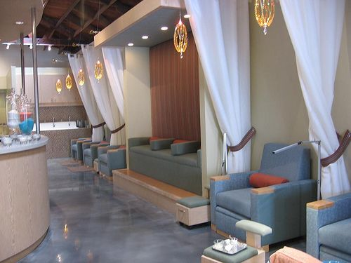 Best 25 Nail Salon Design Ideas On Pinterest Beauty Salon Decor