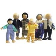 Extended Dolls Family