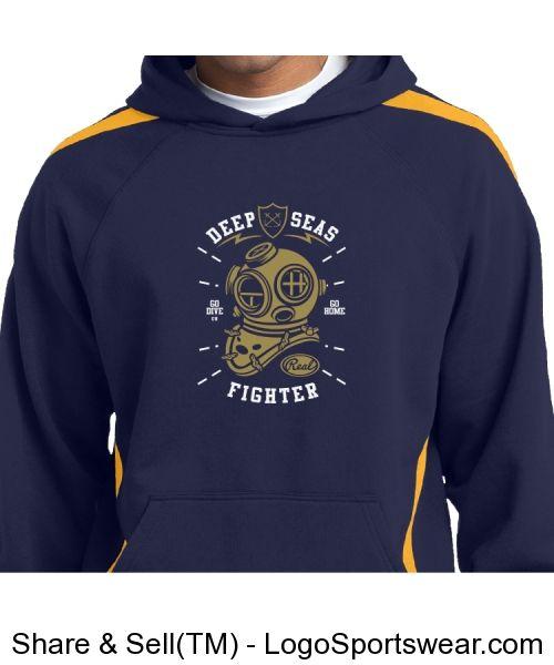 Deep Seas - troublemaker Custom Shirts & Apparel