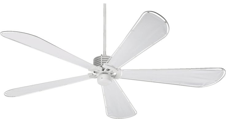 """Quorum Lighting Dragonfly 70"""" Patio Transitional Ceiling Fan"""