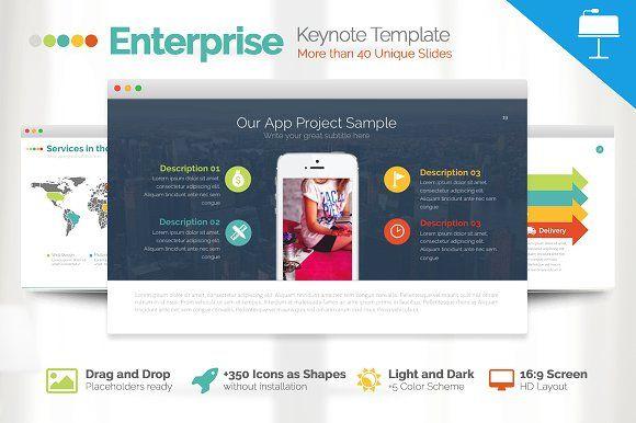 Enterprise   Keynote Presentation