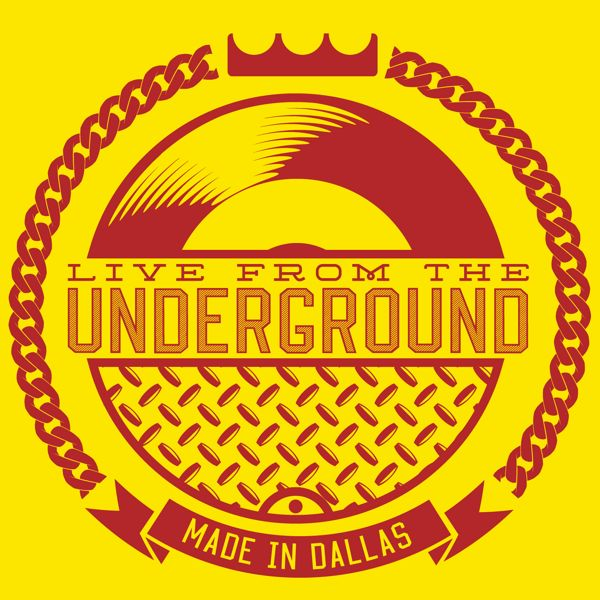 Live from the Underground on Behance
