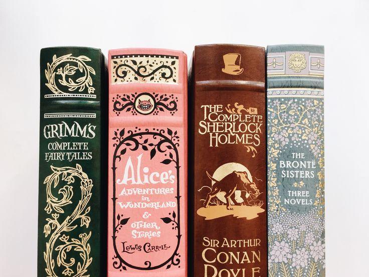 Minha coleção de clássicos da Barnes & Noble – …