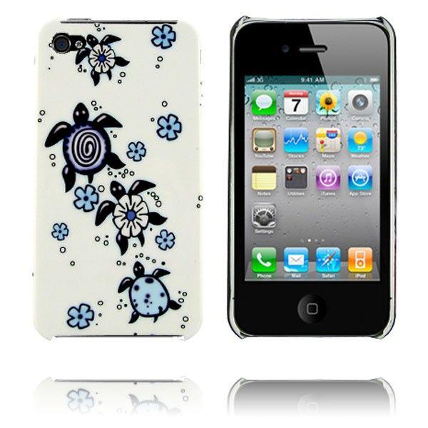 Valentine (Blomst no. 2) iPhone 4/4S Deksel