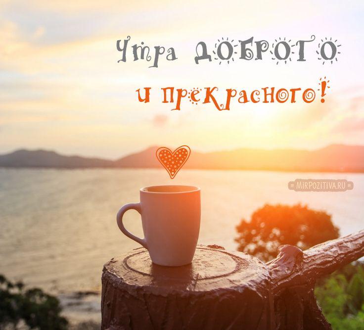 С добрым утром осень картинки красивые прикольные