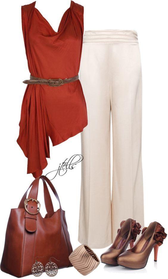 25 best ideas about como combinar pantalon blanco on - Colores para combinar ...
