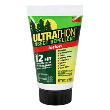 Review Top 10: 3M Ultrathon Insect Repellent Lotion, 2-Ounce