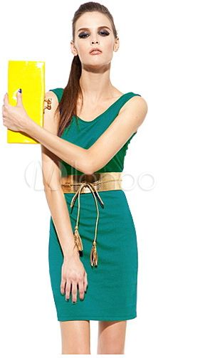 #Milanoo.com Ltd          #Mini Dresses             #Sexy #Green #Backless #Twisted #Scoop #Neck #Polyester #Short #Dress         Sexy Green Backless Twisted Scoop Neck Polyester Short Dress                                            http://www.snaproduct.com/product.aspx?PID=5757769