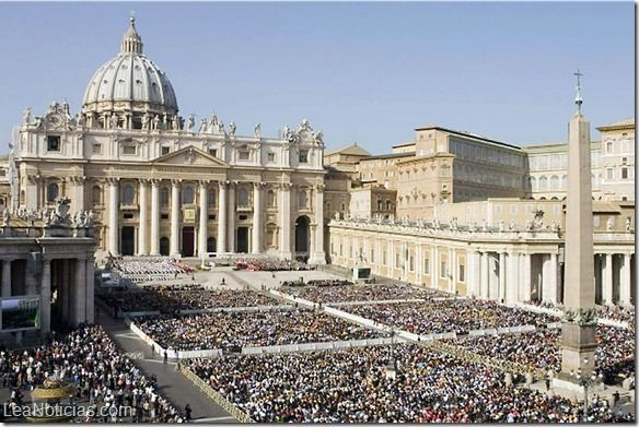 El Vaticano espera atraer al mayor número de fieles en el Jubileo de la Misericordia - http://www.leanoticias.com/2015/05/05/el-vaticano-espera-atraer-al-mayor-numero-de-fieles-en-el-jubileo-de-la-misericordia/
