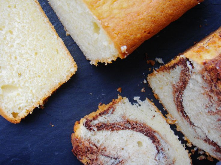 Philly Fluff Cream Cheese Pound Cake