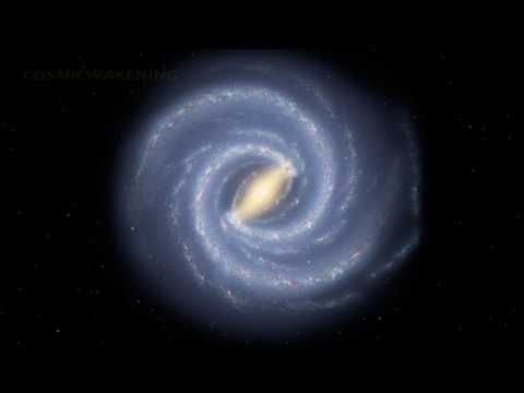 "▶ How big is the Universe? ""HD"" - Cosmic Wakening - YouTube - Amazing graphics, but slow moving..."