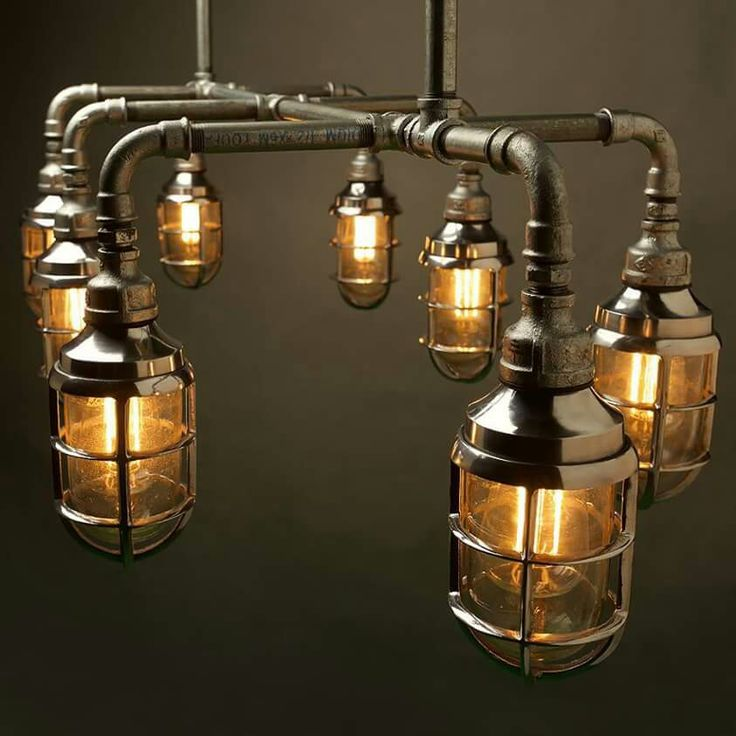17 best images about diy pipe lamps on pinterest for Diy conduit light fixture