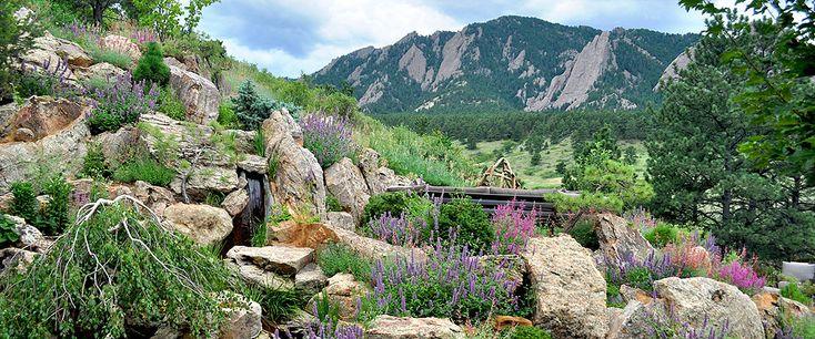 New Friend and Quilt/Textile Expert: Jay Merkel with his Award Winning Luxury Garden Design & Construction, Xeriscape Mountain Gardens, Water Features, Zen Gardens, Rock Art, Fireplaces, Pools by Viriditas Landscape Company, Boulder, Denver, CO