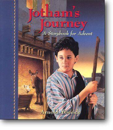 Christmas Books for Kids & Adults - Jothams Journey from HowToHomeschoolMyChild.com