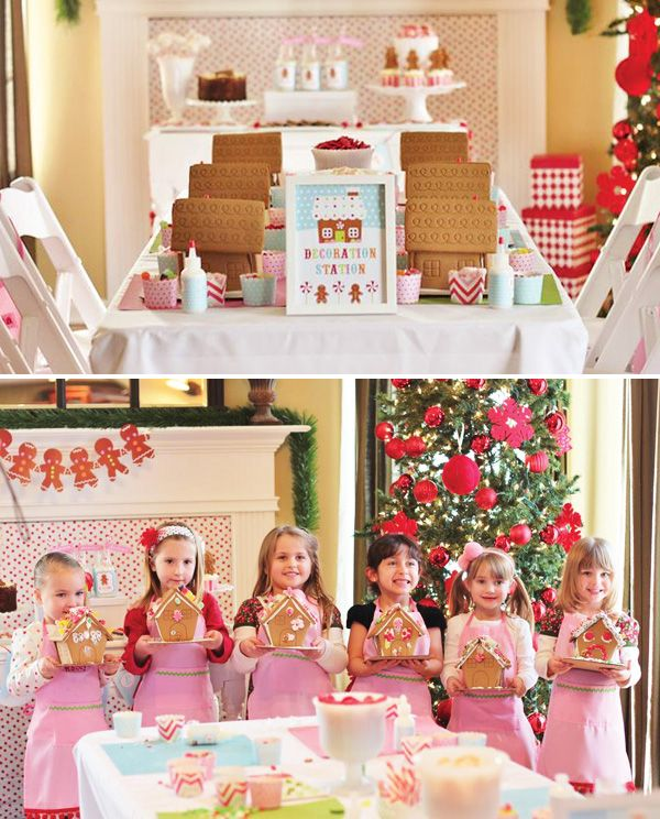 Birthday House Decorations: 17 Best Ideas About Gingerbread House Parties On Pinterest