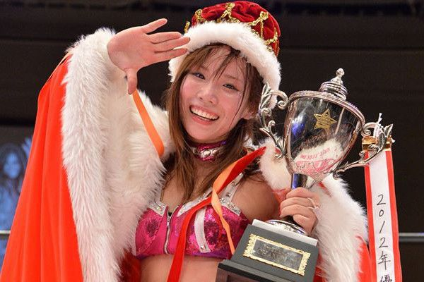 10 Things You Need To Know About WWE's New Signing Kairi Hojo