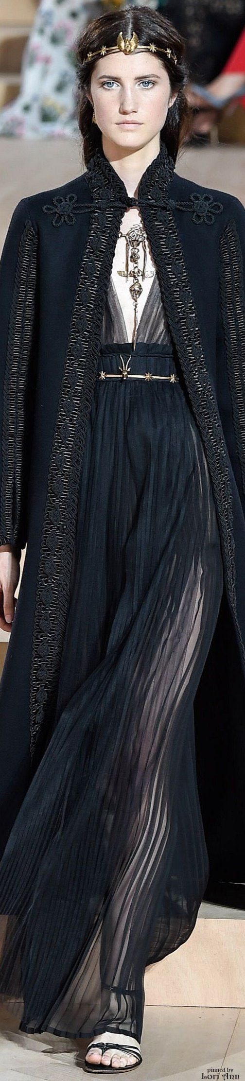 Valentino Couture Fall 2015 ....  aka My outfit for the Renaissance Fair this year XD
