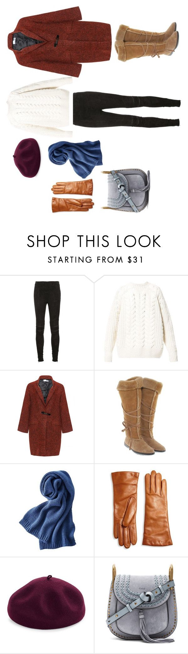 """#stay warm & be colorful"" by joe-khulan on Polyvore featuring Yves Saint Laurent, Diesel, Bohème, Tod's, Uniqlo, Saks Fifth Avenue Collection, Kathy Jeanne and Chloé"