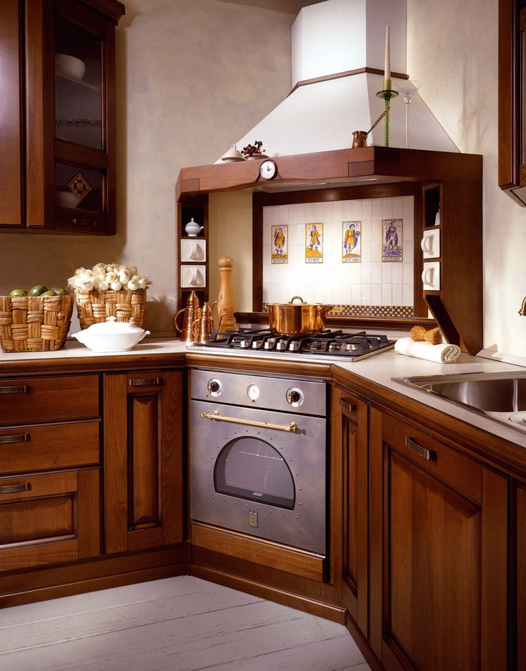 The Etrusca Collection - ARAN Italian Kitchens