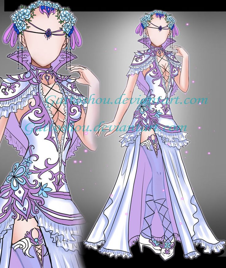 Outfit ADOPT 114 [ Auction ] [ CLOSED ] by GattoAdopts.deviantart.com on @DeviantArt