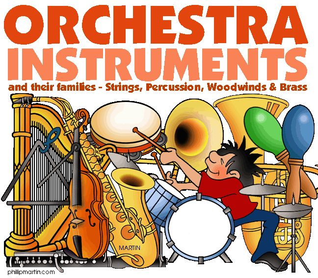 The Orchestra - Free Music Games & Activities for Kids