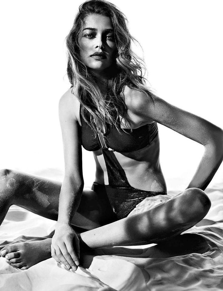Glamour Italia July 2016 Ana Beatriz Barros by Fabio Leidi-2