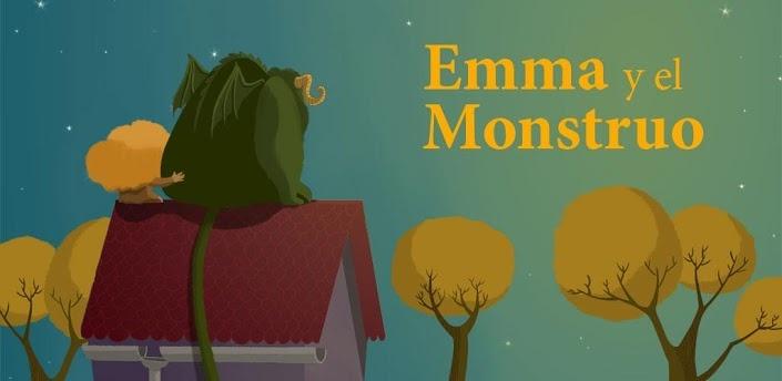 ¡Descubre como el monstruo consigue que Emma vuelva al cole sin miedos!  Emma y el monstruo es un cuento interactivo lleno de sorpresas por descubrir. 12 páginas a todo color con divertidos efectos sonoros y multitud de elementos interactivos muy amenos para los más pequeños de la casa. A partir de 6 años en adelante.