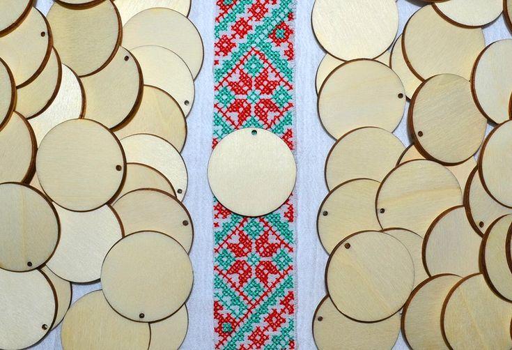 martisoare handmade cerc