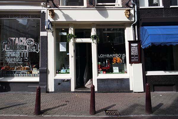 Lombardo's Amsterdam: VERY good hamburgers | http://www.yourlittleblackbook.me/lombardos-amsterdam-hamburger/ One of the best burger bars in Amsterdam.