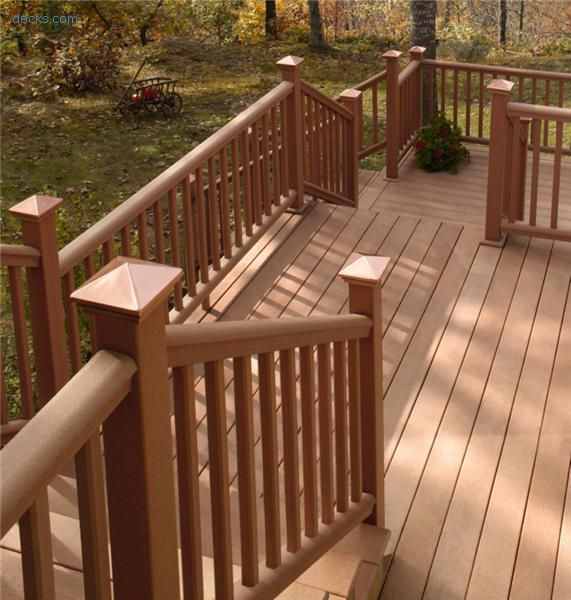 wood deck--full discussion on deck sealants  Recommends Ready Seal for 1. Customer Satisfaction 2. Ease of training employees to use it.