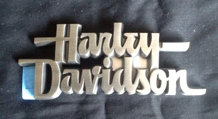 Harley Davidson OEM Gas Tank Emblems