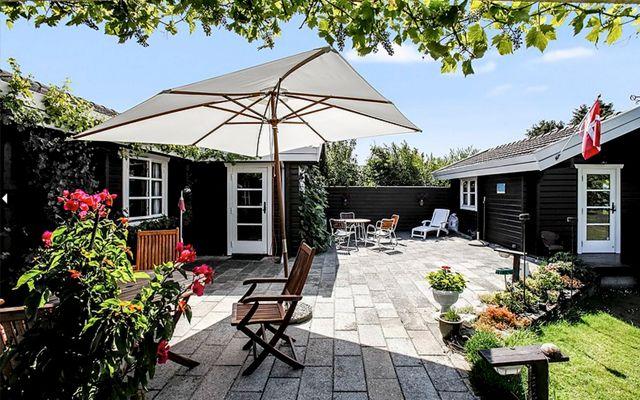 Skøn terrasse – og noget om havedrømme